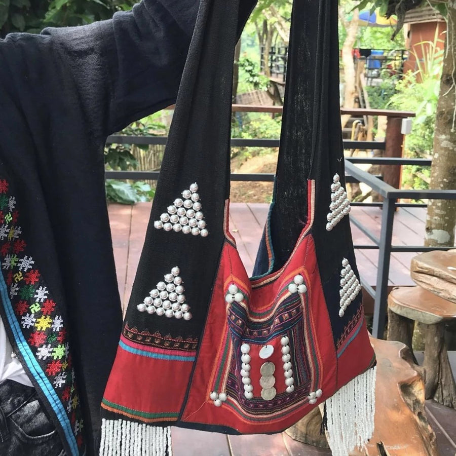 Tribal Hobo Bag Juja