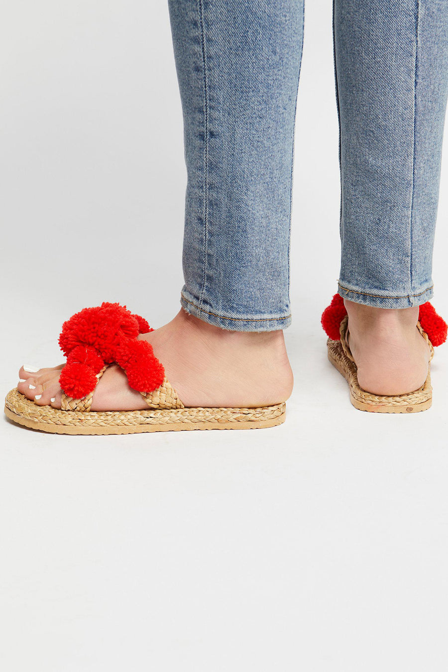 Pom Pom Aruba Perfect Summer Sandal