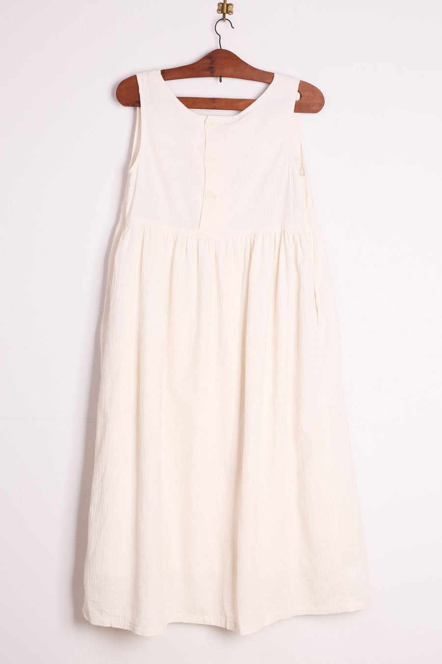 ORGANIC COTTON DRESS HELEN MOMO NEW YORK