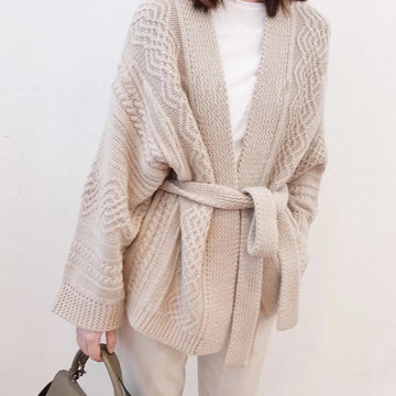 Cardigan sweater jacket louise