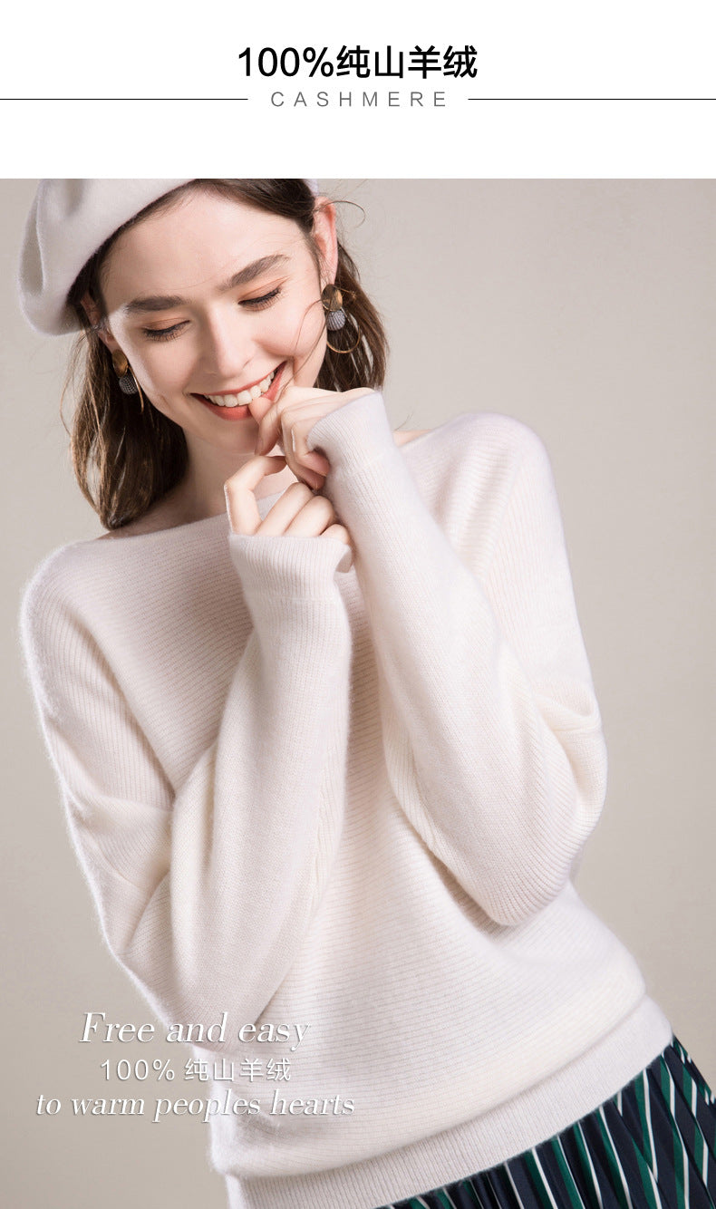 Beige cashmere turtleneck sweater mujer