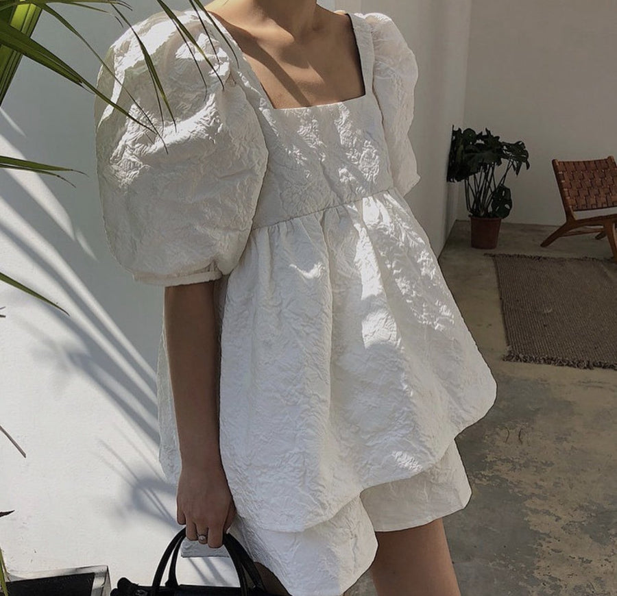 TWO PIECE SET MIRANDA WHITE MOMO NEW YORK