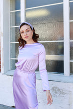 Liana Dress In Lilac