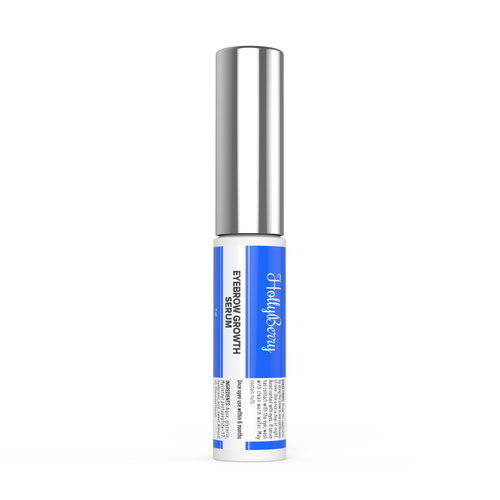 Eyebrow growth serum by Hollyberry Cosmetics