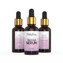 Retinol Serum by Hollyberry Cosmetics