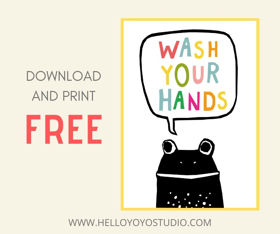Wash Your Hands - Free Download