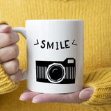 Smile for the Camera Mug
