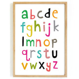 Alphabet Print - Lower Case