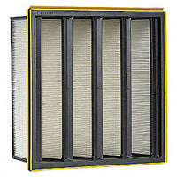 3M MERV A15/16 V-Bank Air Filters Synthetic Media - The Green Whistle Air Filters
