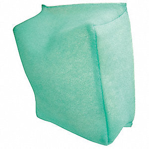 AIR HANDLER V-Bank Filter Gloves Polyester Media - The Green Whistle Air Filters