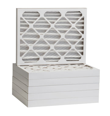 15 x 20 x 2 MERV 11 Pleated Air Filter (6 PACK)