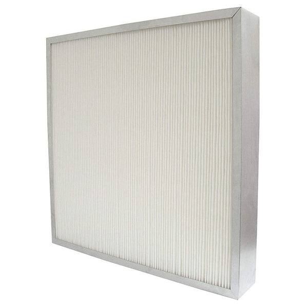 MERV 14 Mini-Pleat Air Filters Fiberglass Media - The Green Whistle Air Filters