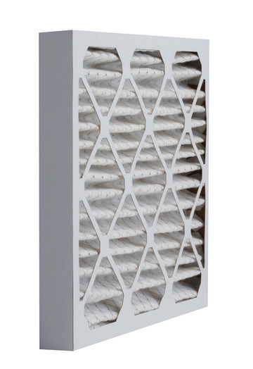 20 x 25 x 2 MERV 11 Pleated Air Filter (12 pack)