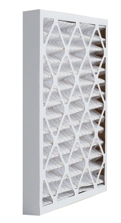 10 x 10 x 2 MERV 8 Pleated Air Filter (12 pack)