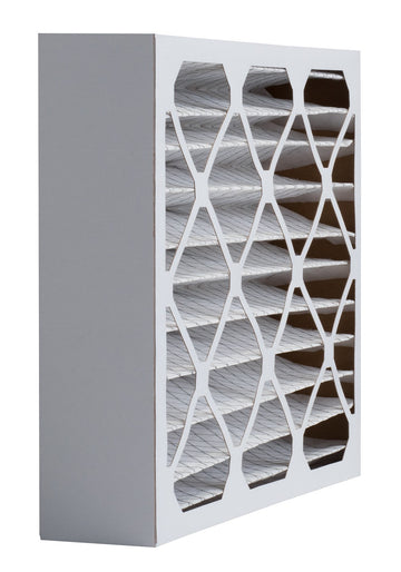 13 x 20 x 4 MERV 13 Pleated Air Filter (each)