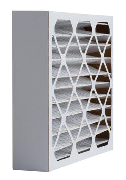 20 x 25 x 4 MERV 8 Pleated Air Filter (6 PACK)