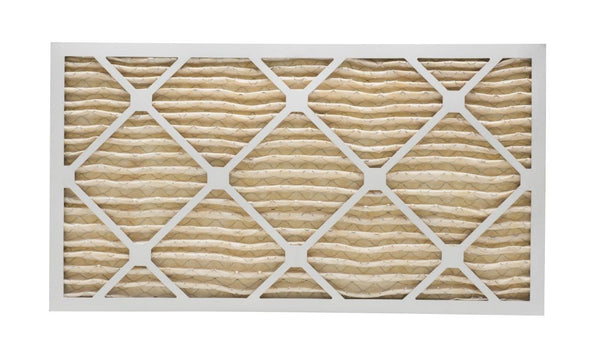 8 x 20 x 1 MERV 11 Pleated Air Filter (6 PACK) - The Green Whistle Air Filters