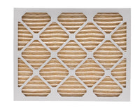 10 x 14 x 1 MERV 11 Pleated Air Filter (6 PACK) - The Green Whistle Air Filters