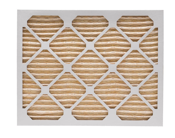 10 x 16 x 1 MERV 11 Pleated Air Filter (6 PACK) - The Green Whistle Air Filters