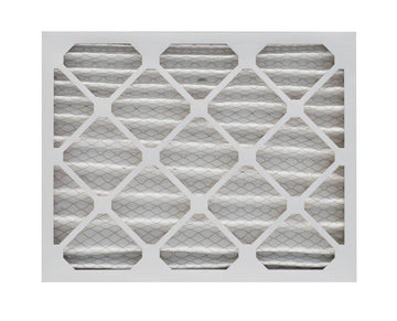 10 x 16 x 2 MERV 8 Pleated Air Filter (12 pack)