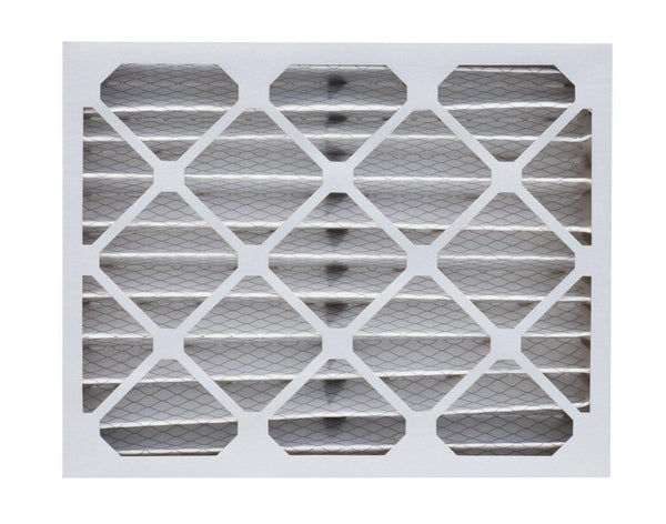 20 x 25 x 4 MERV 8 Pleated Air Filter (6 PACK) - The Green Whistle Air Filters