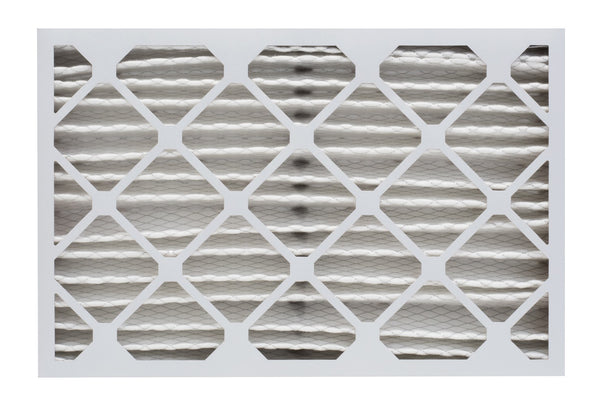 16 x 25 x 4 MERV 13 Pleated Air Filter (6 PACK) - The Green Whistle Air Filters