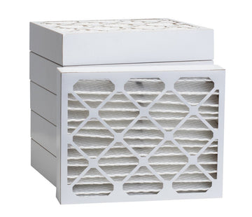 20 x 25 x 4 MERV 11 Pleated Air Filter (12 pack)