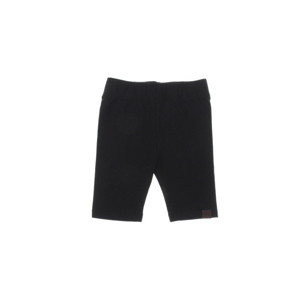 Kiddow Biker Shorts, Black