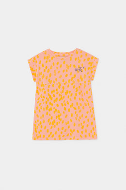 Bobo Choses Animal Print T-shirt Dress Baby