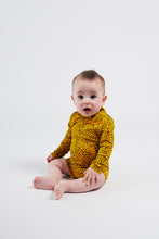 Bobo Choses All Over Leopard Print Swim Top Baby