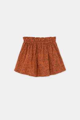 Bobo Choses All Over Leopard Flared Skirt