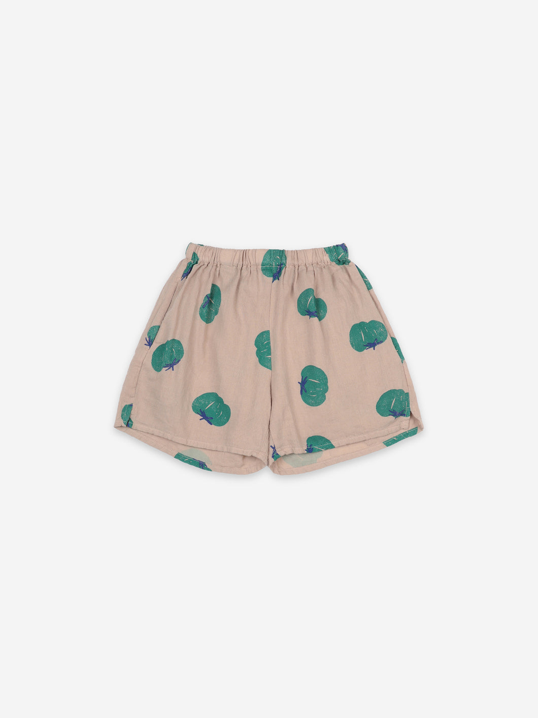 Bobo Choses Tomatoes All Over Woven Shorts
