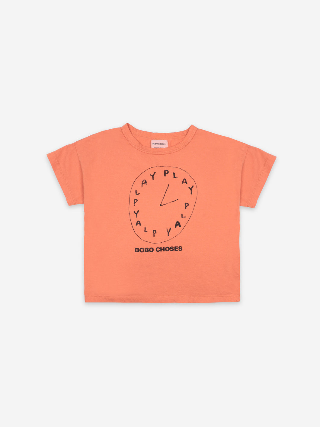 Bobo Choses Playtime Short Sleeve T-Shirt