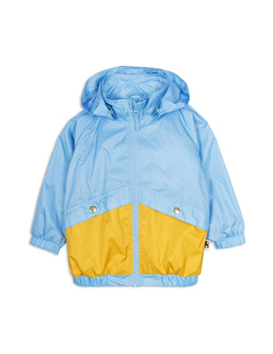 Mini Rodini Sporty Jacket Light Blue