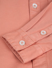 Mini Rodini Cat Campus Woven Shirt Pink