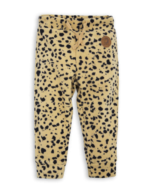 Mini Rodini Fleece Spot Trousers