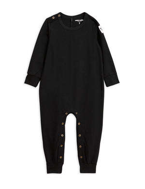 Mini Rodini Basic Jumpsuit Black