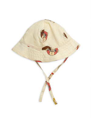 Mini Rodini Monkey Sun Hat