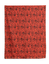 Mini Rodini Leopard Scarf Red