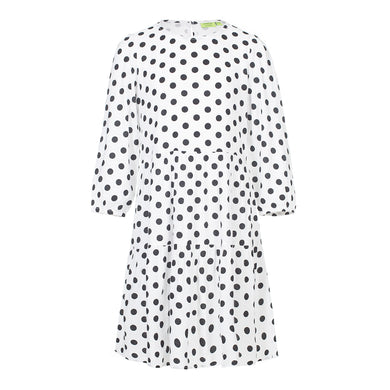 Kiddow Longsleeve Dress, Polka dot