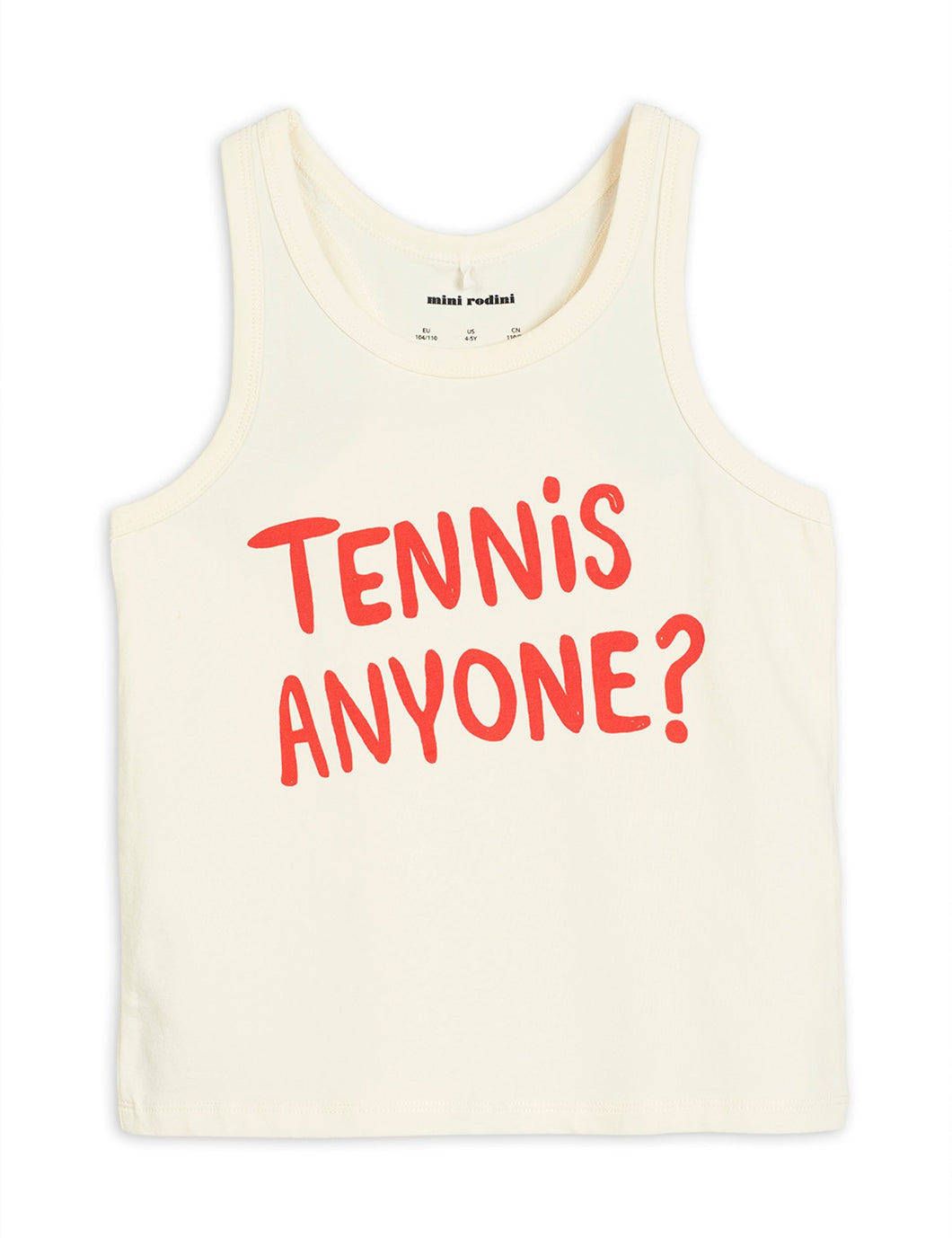 Mini Rodini Tennis anyone Tanktop