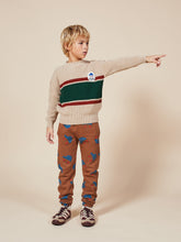 Bobo Choses Boy Patch Jumper
