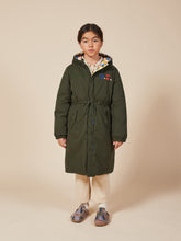 Bobo Choses Reversible Checker Parka Jacket