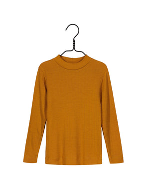 Mainio Merino wool shirt, turmeric