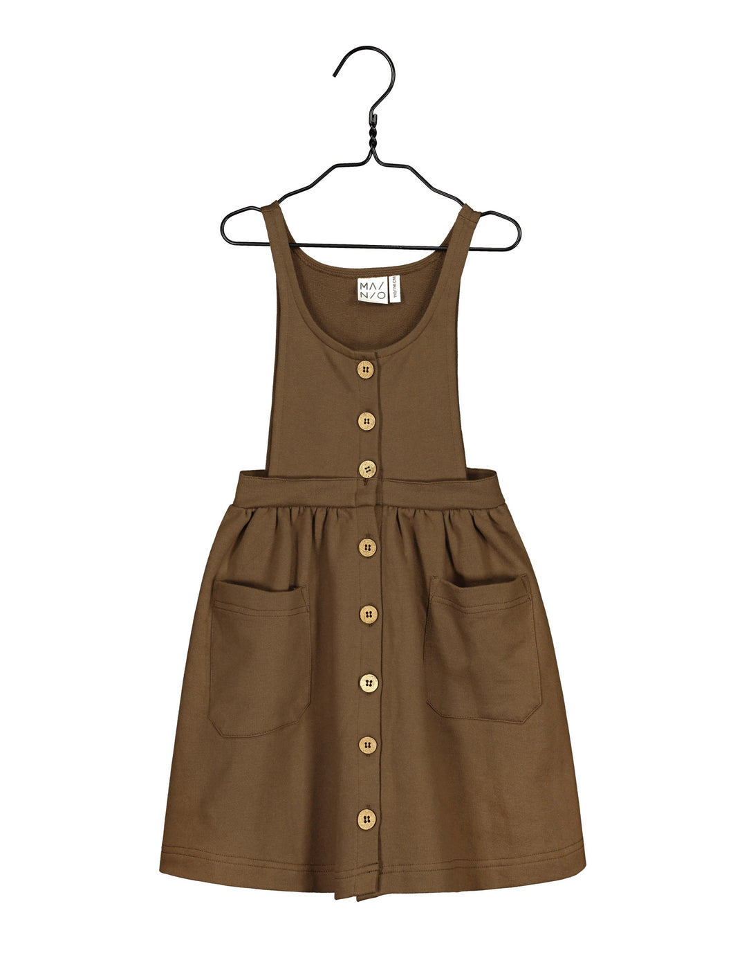 Mainio Barn Dance pinafore dress