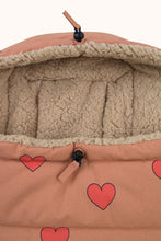 Tinycottons HEARTS Footmuff