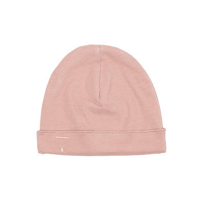 Gray Label Baby Beanie Vintage Pink