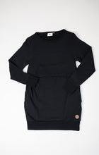 Blaa Bourges Nursing College Tunic Black