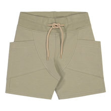 Gugguu College Shorts Pale sage