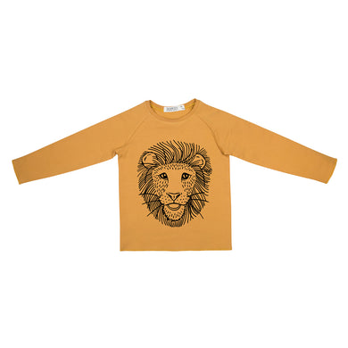 Dadamora Hipster Pullover with Lion